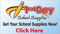 1stDaySchool Supplies